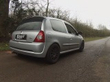 Renault Clio Sport 172 | KTEC Exhaust Oreca Decat OMEX Pops Bangs and Flames