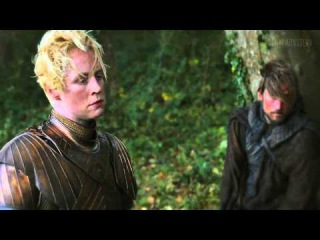 Beauty and the Beast || Jaime & Brienne [Game of Thrones]