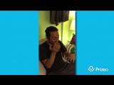 Видеообращение Ли-Мануэля к поклоннице #1  06.07.16