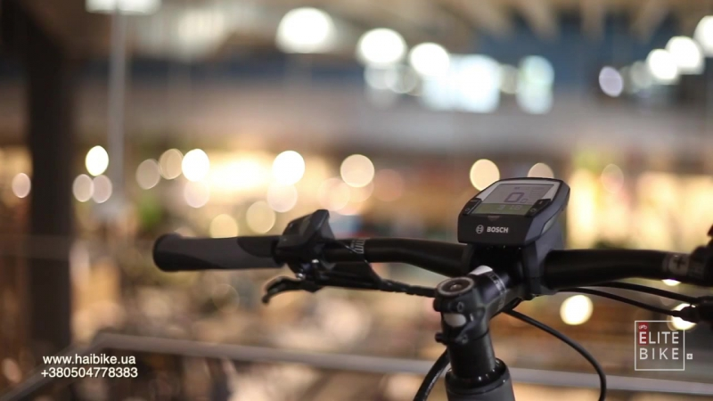 Электровелосипед XDURO HardSeven 5.0 2017