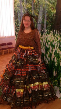 Юлия Забаленная