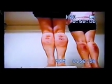 Азиатская порка по ногам. hard asian legs caning