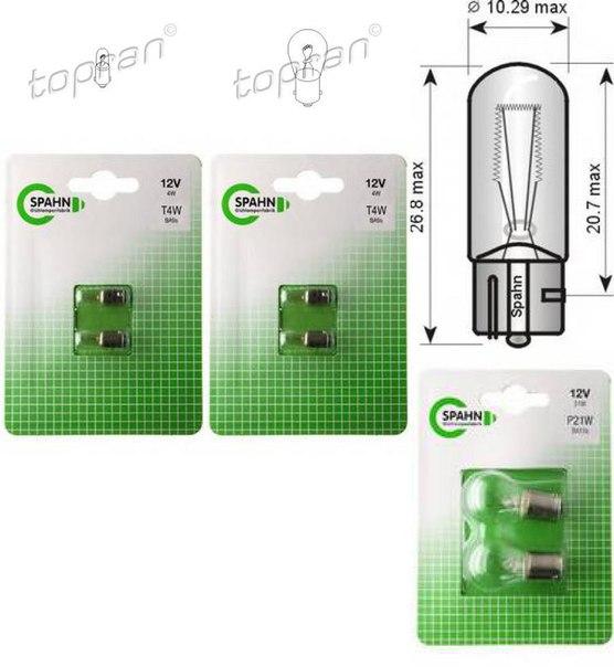 Лампа накаливания, фонарь указателя поворота; Лампа накаливания, основная фара для AUDI SUPER 90