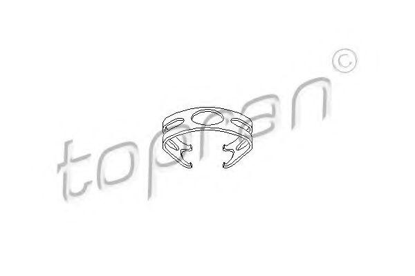 Кронштейн, тормозный шланг для AUDI V8 (44_, 4C_)