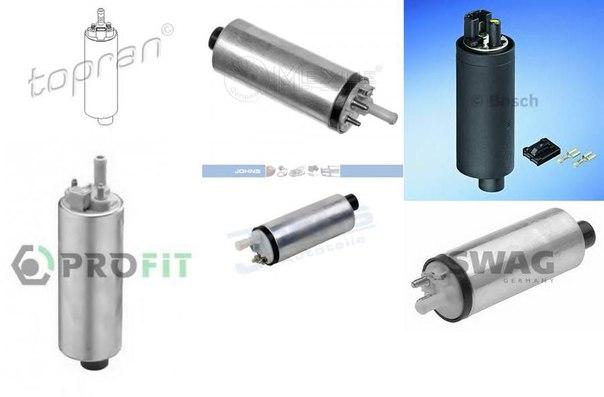Насос, топливоподающяя система для AUDI V8 (44_, 4C_)