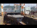 Постройка круизного лайнера - AIDAprima Cruise Ship Construction