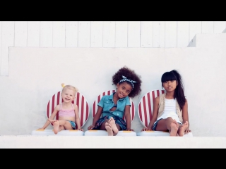 Behind the Scenes- GUESS kids Spring 2017 Campaign