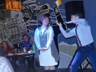 Даня, красава. 19 марта – бар «бухарест»big boss birthday party - 2017 -