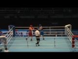 MURASHOV-VERKHALEU, повтор боя 21.11.16
