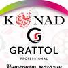 гель-лаки GRATTOL, AKINAMI, cтемпинг KONAD