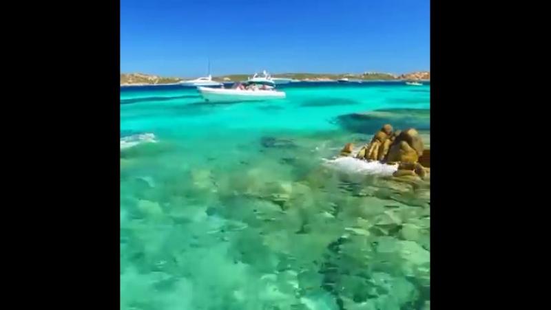 архипелаг Ла-Маддалена (Италия)