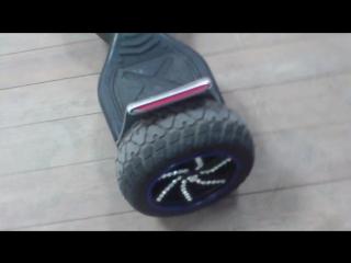 гироскутер xammer kivano тюнинг Самобаланс крутые колеса в стразах