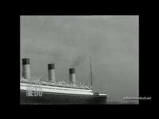 RMS Olympic Nantucket Collision 1934 (HD-audio)