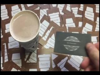 Overio coffee (for Natik) Mr. Photo ART cocoa