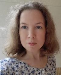 Рисунок профиля (Катерина Тайна)