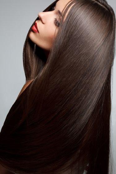 Как сделать волосы гладкими и блестящими, Блестящие здоровые волосы, Волоы шелковистыми блестящими