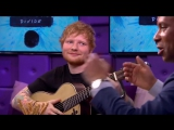 Ed Sheeran can play every song with 4 chords | RTL Late Night