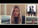 Piece By Piece - Kelly Clarkson - Sam Tsui Kirsten Collins Cover