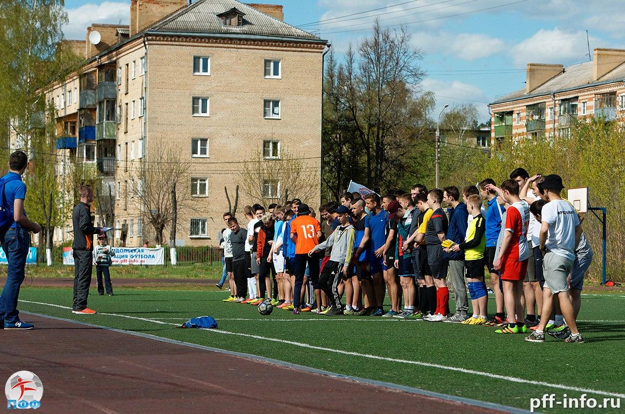 Футбольный фестиваль «Короли дворовых площадок» стартует 30 июня