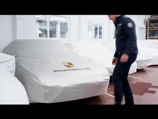 Топ-5 редких моделей Porsche
