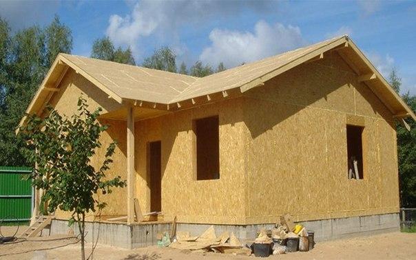 Бизнес-идея: строительство щитовых домов  Природа и человек всегда б