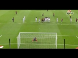 Lionel Messi World class free kick against Real Madrid