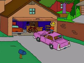 Жирный Барт - Greasy Bart