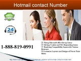 Hotmail Contact Number 1-888-819-0991 official Page to Flush Away your Hotmail problem