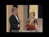Isabelle Huppert César 1996 de la Meilleure Actrice dans LA CÉRÉMONIE | Изабель Юппер