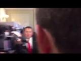 Мосийчук подрался в Раде с мужчиной в камуфляже
