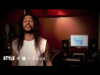 Eminem - Rap God - Performed In 40 Styles - Ten Second Songs
