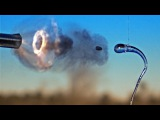 .38 Special vs Prince Ruperts Drop at 170,000 FPS - Smarter Every Day 169