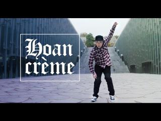 HOAN in Ewha Womens University, Seoul | YAKFILMS Popping Dance + Stuss Music