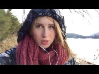 VLOG: Германия. Озеро. Я приехала обратно в зиму