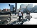 EXPLORING DOWNTOWN LOS ANGELES BMX!