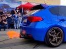 Subaru Impreza Wrx STI Hatchback 2.5 Launch Control - Big Flame Anti Lag