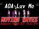 [GP] AOA – Luv Me dance cover by MOVING WAVES [Animatsuri Hanami 2017 (18.03.2017)]