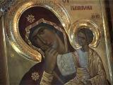 Митрополит Агафангел возглавил встречу иконы Божией Матери