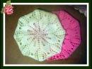 Как связать берет крючком? How to knit crochet beret?