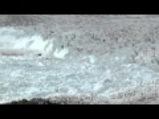 Самый эпический раскол ледника какой когда-либо был! HD
