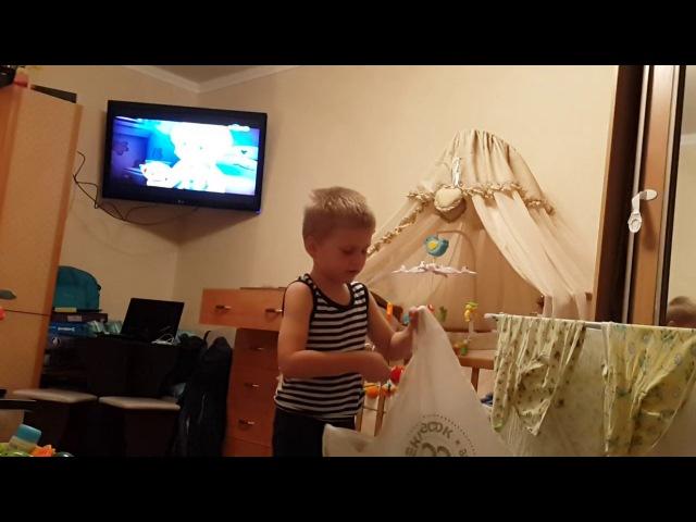 сын 6 лет уходит из дома 1 часть