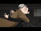 Yuri on Ice (AMV) - Please don't stop the music
