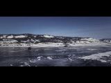 Nissan GT-R and Roman Rusinov breaks SPEED record on ice on lake Baikal