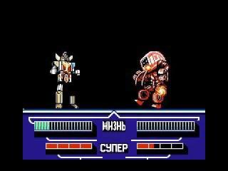 Choujin Sentai - Jetman (Rus) прохождение с комментариями