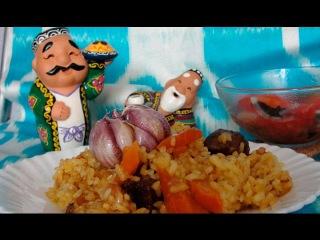 Узбекский плов - секреты приготовления в домашних условиях