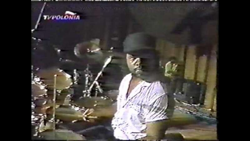 DENNIS CHAMBERS Varsavia October,1986 - Sonor Drums