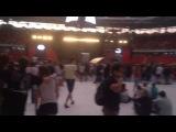 Открытие Арена перед выступлением Rammstein