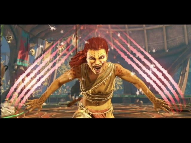 Injustice 2 - Introducing Cheetah!