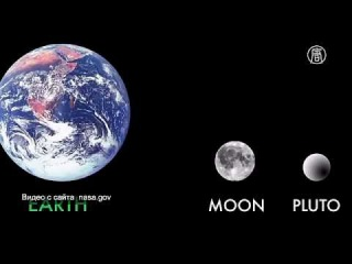 Все тайны космоса Cнимки Плутона получили в НАСА