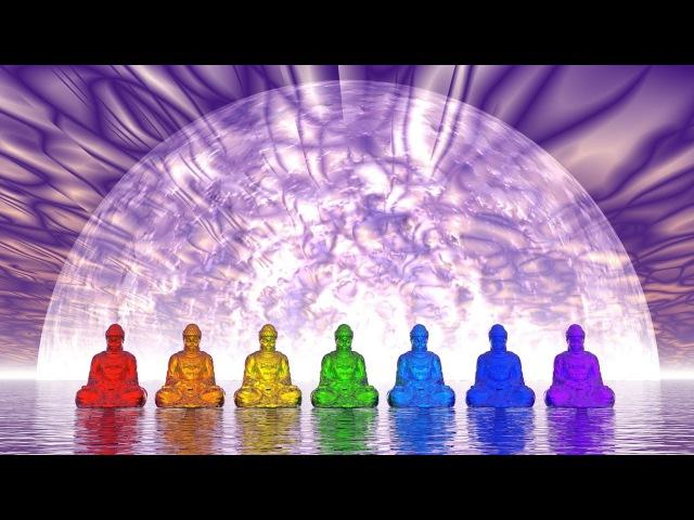 Мощнейшая Мантра-медитация активизирующая и очищающая все чакры